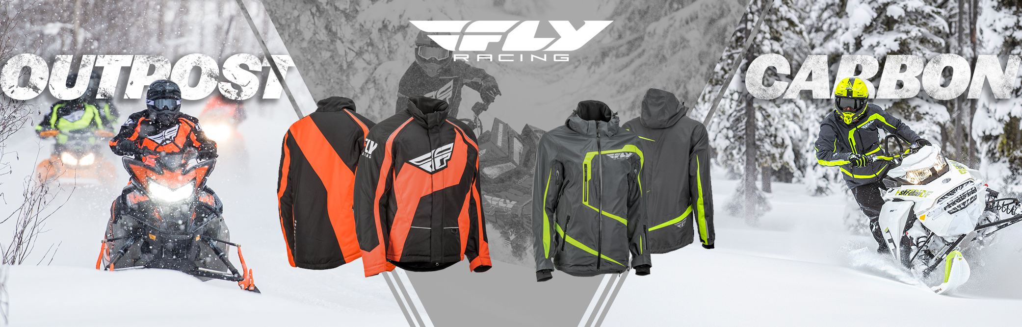 Fly Racing Snow Jackets